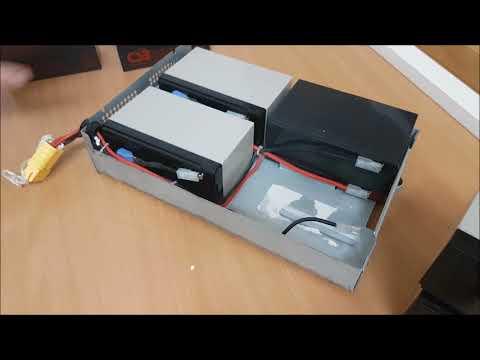 apc smart ups sc 1500 battery wiring diagram - youtube  youtube