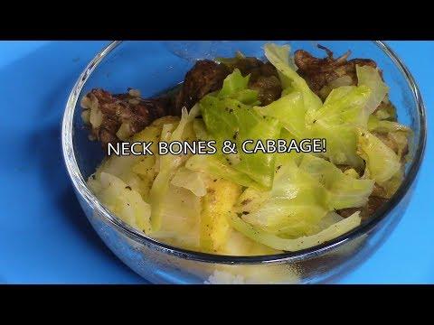 Neck Bones & Cabbage #msms23