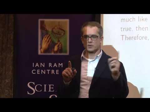 "Prof. Hans Halvorson - ""DOES THE UNIVERSE NEED GOD?"""
