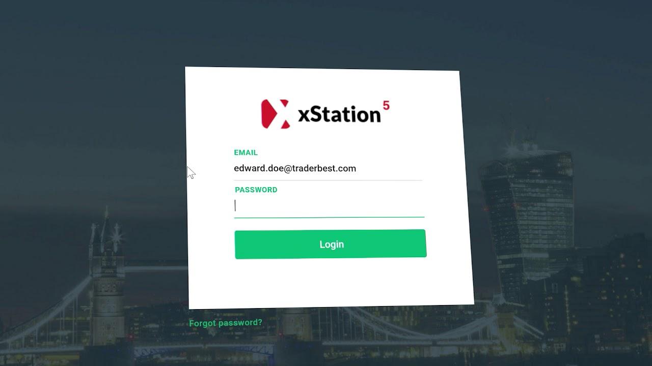 X station 3 trading platform 2 bike - on the portal
