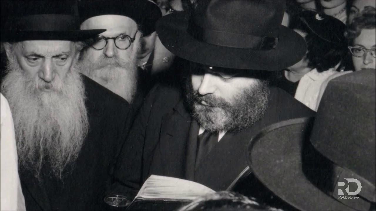 Pirsum Rishon: New Recording of the Rebbe being Mesader Kidushin | Yud Adar I 5719