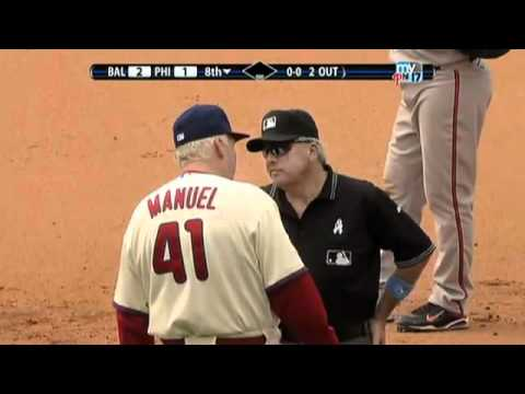 2009/06/21 Manuel ejected