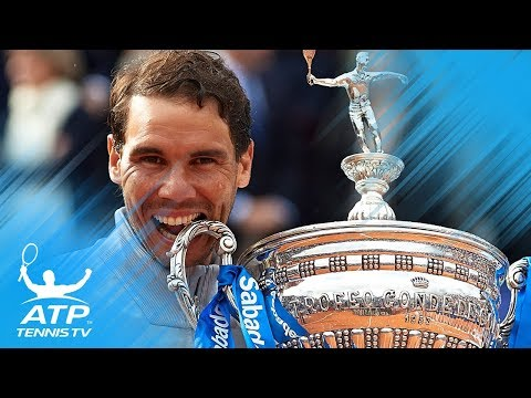 Nadal wins historic 11th Barcelona title | Barcelona 2018 Final Highlights