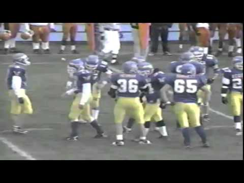 1996 State Playoffs Round 1 Julian vs Lake Forest