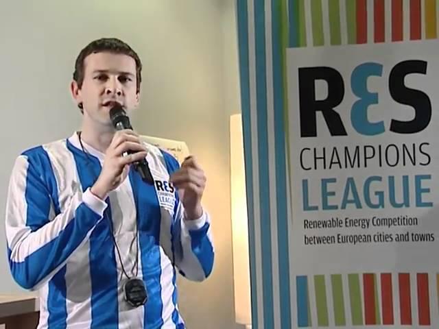 Ouverture de la cérémonie de récompenses 2011 de la Ligue EnR France