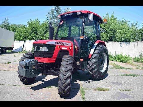 Трактор Mahindra 8000 с кабиной и реверсом купить Часть 2 Agrotractor.com.ua