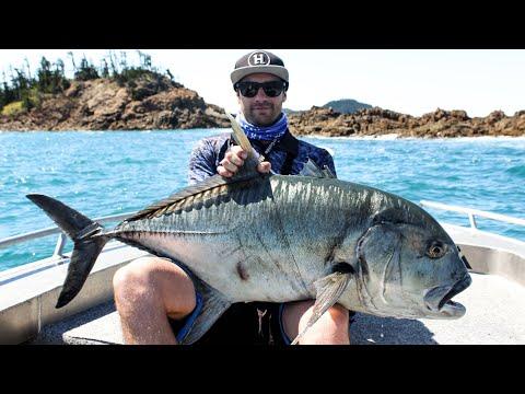 Three Days Fishing The QLD Coast