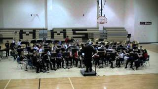 Forsyth County Middle Schools Beginning Honor Band - Dr. Rock