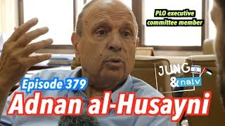 PLO-Führungsmitglied Adnan Al-Husayni - Jung & Naiv: Folge 379