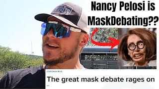 Group MaskDebaters Are Plaguing America