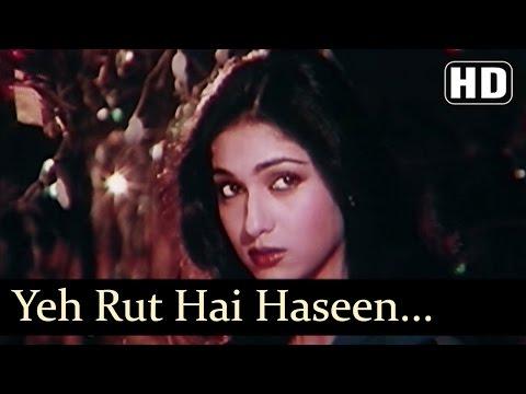 Yeh Rut Hai Haseen - Harjaee Songs - Randhir Kapoor -Tina Munim - Kishore Kumar