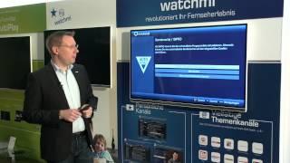 watchmi – Erstinstallation