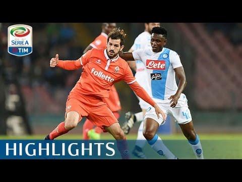 Napoli - Fiorentina 4-1- Highlights - Giornata 37 - Serie A TIM 2016/17