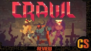 CRAWL - PS4 REVIEW