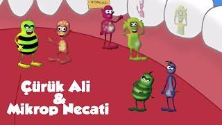 Temizlik | Çürük Ali ve Mikrop Necati | Grafi2000