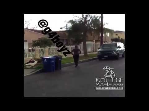 Alley Boy Caught Lackin By G4 Boyz Affiliates