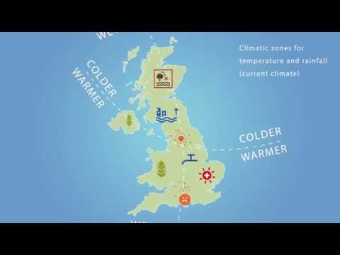 UK Climate Change Risk Assessment 2017 - Urgent priorities for the UK