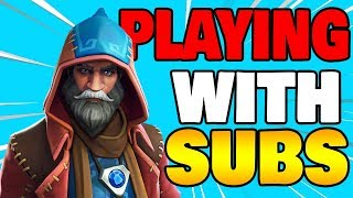 🔴 PRO XBOX PLAYER (Playing W/Subs) Fortnite Live Stream Xbox one