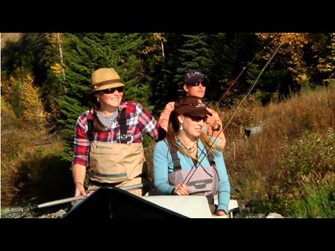 Clearly B.C. Part 2 - Elk River Cutties By Todd Moen