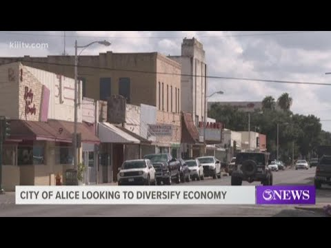 Former Alice Mayor Heading Up New Economic Diversification Plan