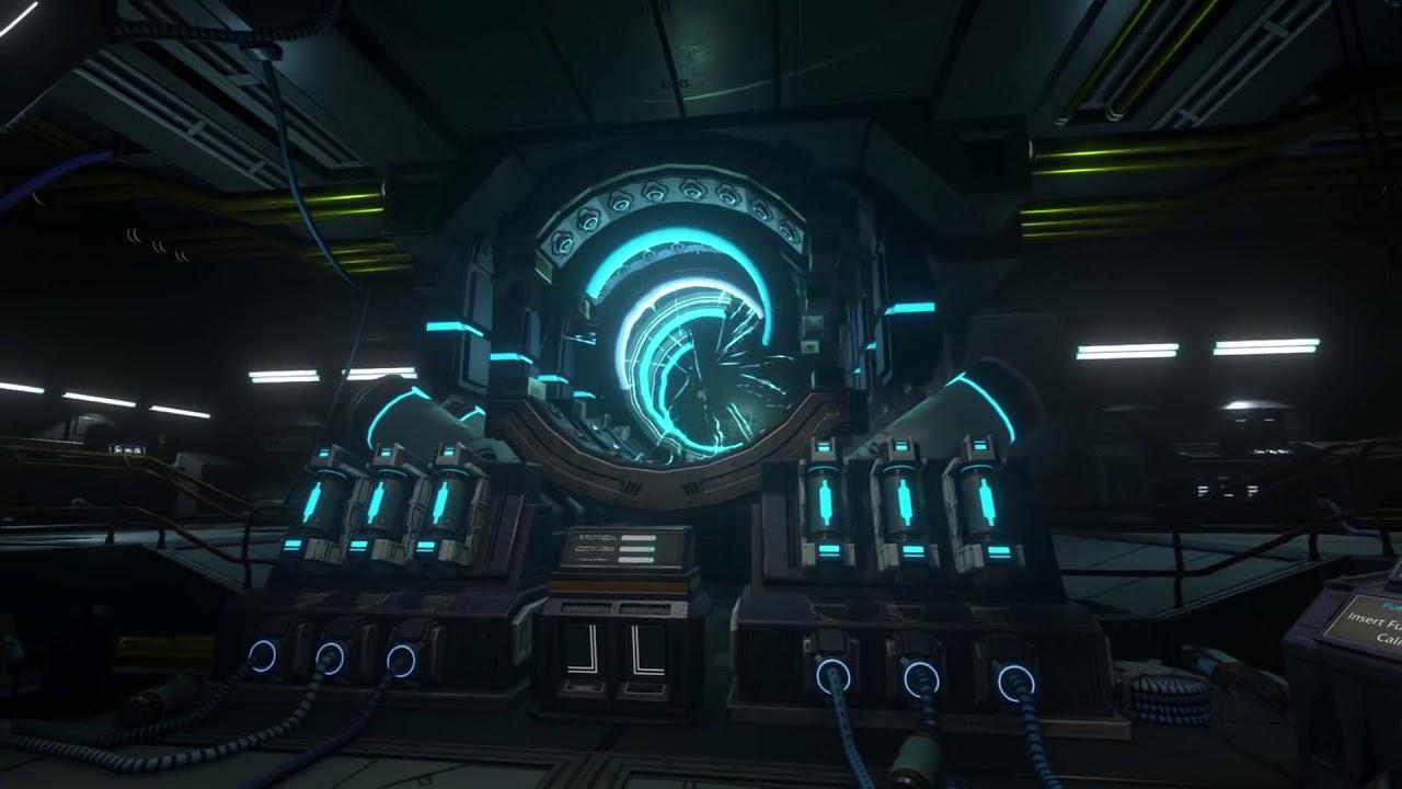 The Station Trailer PSVR PlayStation VR VR4player
