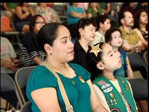 Girls Scouts Celebrate A Century of Service