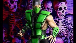 Ultimate Mortal Kombat 3 (Arcade) Reptile Gameplay Playthrough | 720p 60fps thumbnail