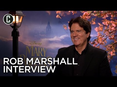 Mary Poppins Returns: Director Rob Marshall Interview