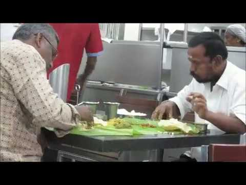 The art of eating in Chennai