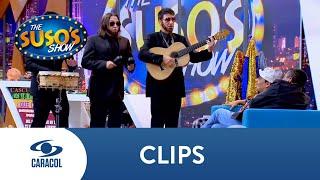 Rubén Darío Arcila recibe una serenata que lo deja completamente conmovido | Caracol Televisión