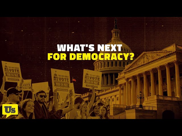 What's Next for Democracy? 2020 Election Update Call