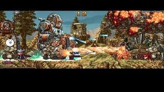 [HD]Metal slug defense. WIFI!  P.F MACHINE GUN  Deck!!! (1.35.1 ver)