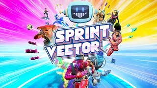 Sprint Vector | Launch Trailer | Oculus Rift