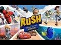 Rush: A Disney-Pixar Adventure - The Incredibles [Jungle Rumble] - Xbox One