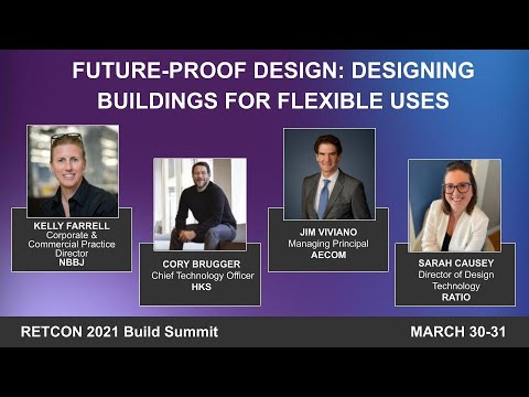 Future-Proof Design: Designing Buildings For Flexible Uses