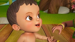 Aakesi Pappesi Kids Video | Telugu Rhymes for Children | Infobells
