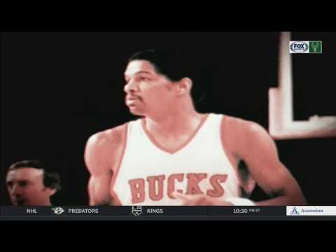 NBA Legends on Marques Johnson