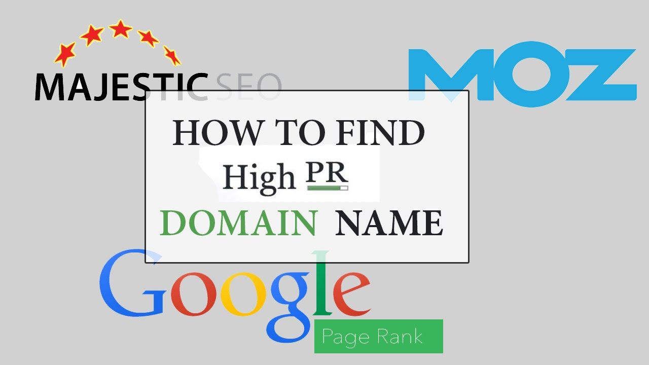 how to see find a domain name