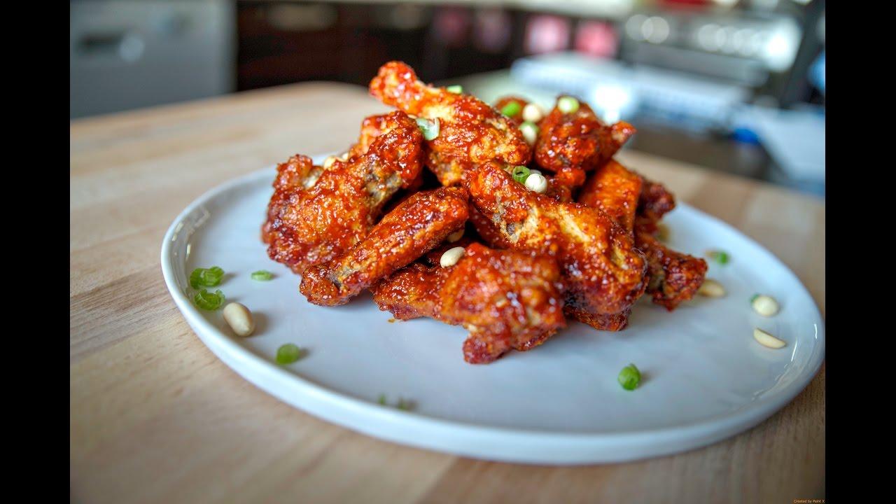 Asya usülü baharatlı tavuk tarifi