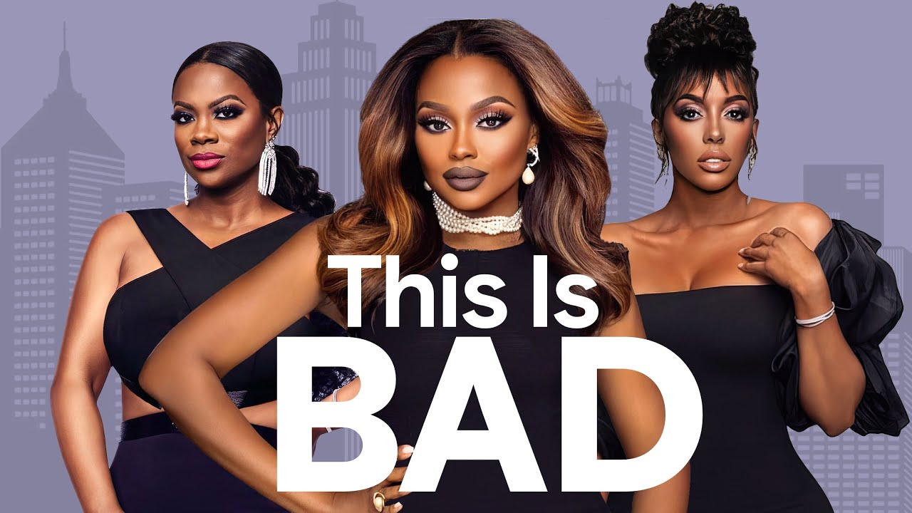 Download The Sad Truth About Phaedra Parks Biggest Mistake #RHOA