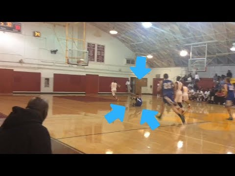 Hawthorne High School Basketball Highlights (1/4) *MUST WATCH*
