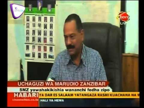 Marudio ya Uchaguzi Zanzibar