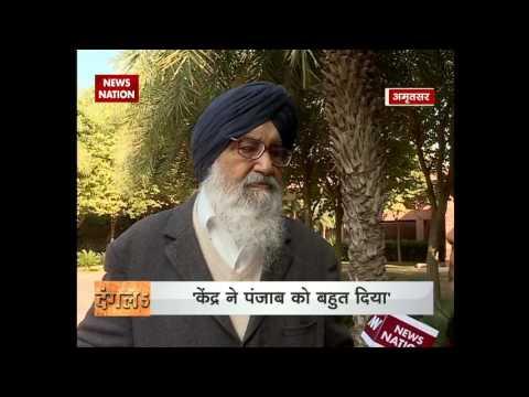 Prakash Singh Badal gets candid, says politicians should refrain from caste politics