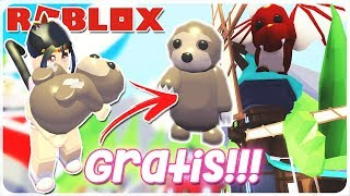 😱 I BUY A MANSION TO MY DRAGON AND GET THE PEREZOSO PET IN ADOPT ME 🐻 - ROBLOX