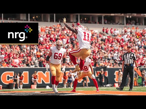 49ers Offense Takes Off in Week 2 | 49ers