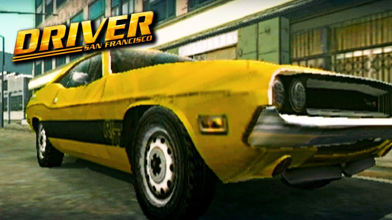 Driver San Francisco (Wii) - Act #7 - Lost Property