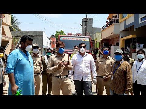 """Svatch Bharath Abhiyana 11 Word Coropreter Sayeed Charlie"""" Davangere,"""