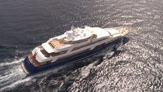 MY Laurel Luxury Mega Yacht for Charter