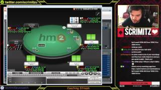 NL50 PokerStars Zoom Coaching GamePlay Review