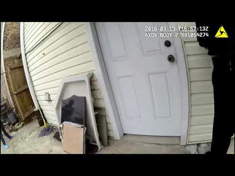 GRAPHIC: Body Cam Video Of Bridgeport Police-involved Shooting